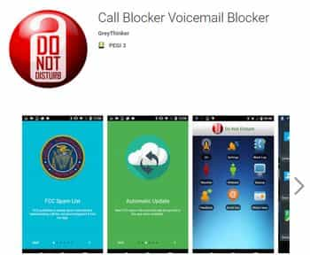 Call Blocker Voicemail Blocker