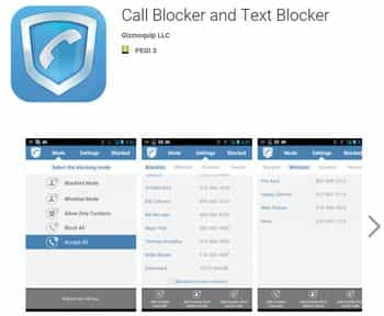 Call Blocker and Text Blocker